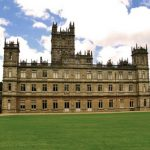 Visit Downton Abbey in 2012