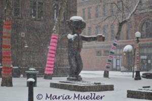 Pioneer Square Sculpture