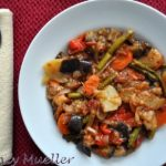 Armenian Vegetable Casserole