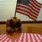 A Happy 4th of July Parfait