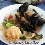Mediterranean Mussels Magic at Taylor Shellfish Farms