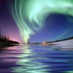 A is for Aurora Borealis