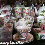 Q is for Queen Mary Tea Room