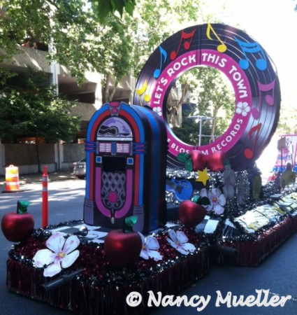 Seafair Rock This Town Float