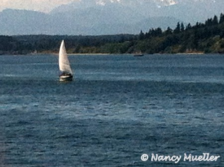 View from Edmonds Ferry