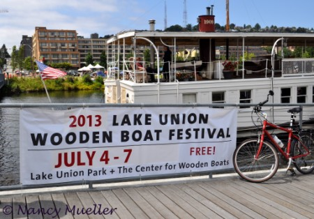 Lake Union Wooden Boat Festival
