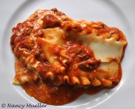 Healthy Choice Baked Taste Lasagna