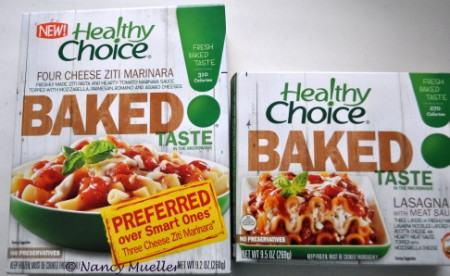 Healthy Choice Baked Taste Meals