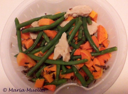 Healthy Choice Turkey & Sweet Potatoes