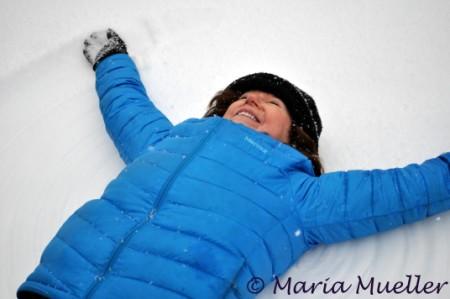 Nancy Mueller Snow Angel