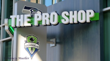 Seattle Seahawks Pro Shop