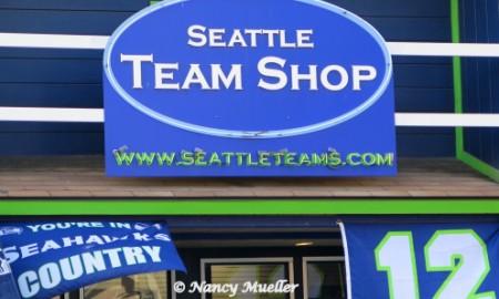 Seattle Team Shop