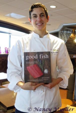 Chef Author Becky Selengut