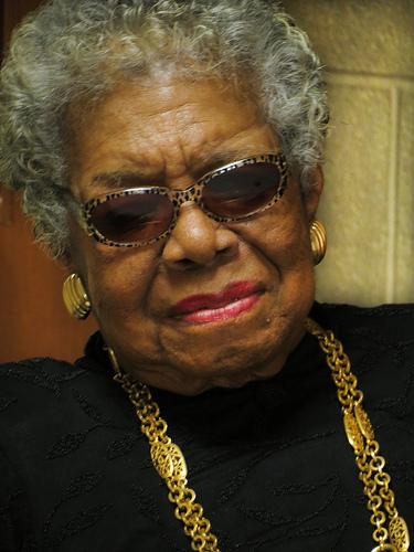 Maya Angelou flickr Janet Hennessey