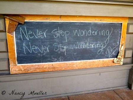 Love Heals Ojai Shop Sign
