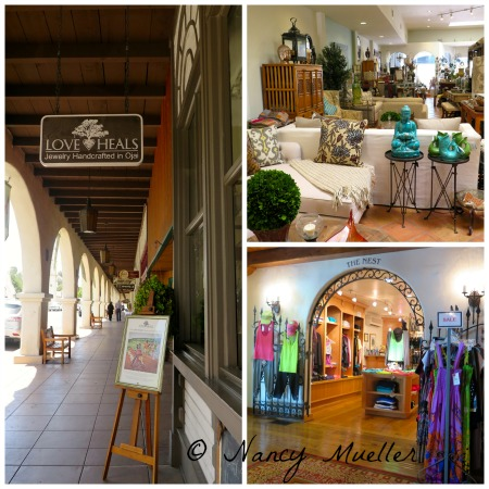 Ojai CA Shopping