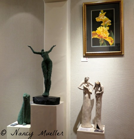 The Oaks at Ojai Sculptures
