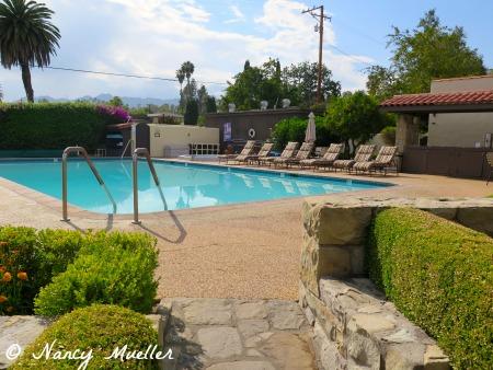 The Oaks at Ojai Swimming Pool
