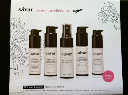Savar Luxury Traveller Set