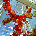 Chase Away the Clouds at Chihuly Garden and Glass