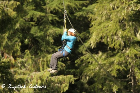 Nancy Mueller Ziptrek