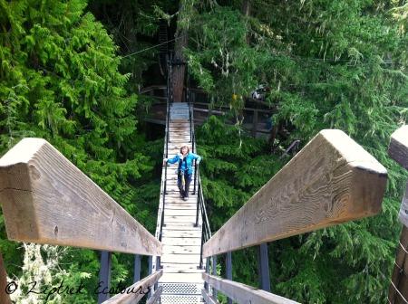 Ziptrek Ecotours Nancy Mueller