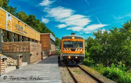 Train Leger de Charlevoix