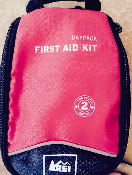 REI First Aid Kit