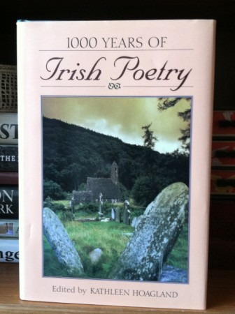 100 Years of Irish Poetry