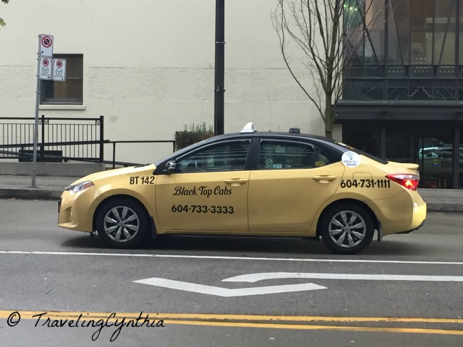 Top 5 Tips for Getting a Taxi in Vancouver, BC - Wanderboomer