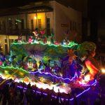 Mardi Gras Revelry in Mobile, Alabama!