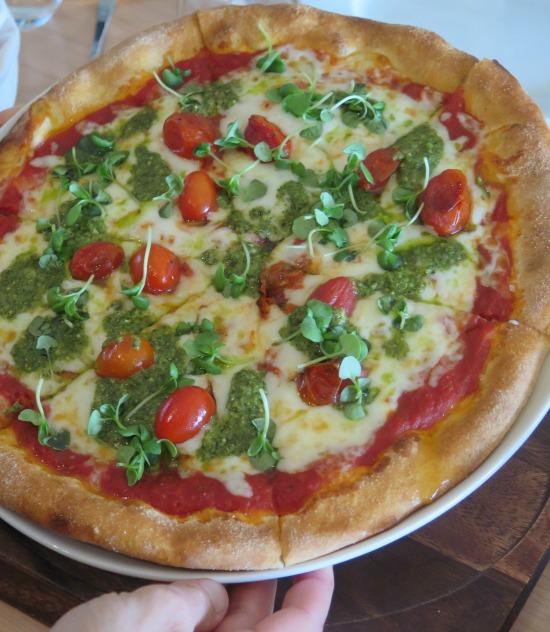 Pizza at Semiahmoo