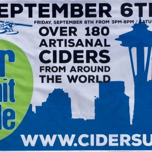 Cider Summit Seattle